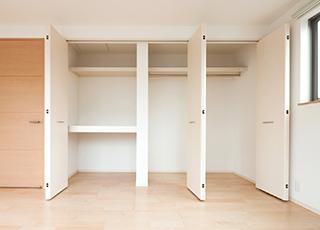 収納スペースの増設イメージ