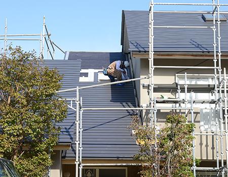 外壁塗装・屋根工事イメージ