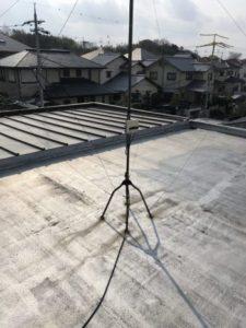 和泉市 A様邸にて雨漏り対策の防水・屋根塗装工事を承りました!